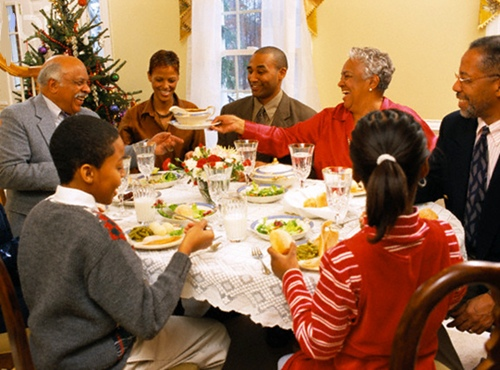 Family Dinner – The secret to happy families
