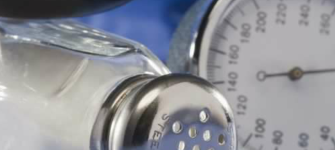 How a diet high in salt increases blood pressure