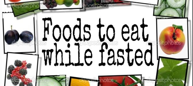 Healthy Navratri fasting