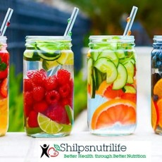 Refreshing and cooling drink