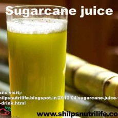 Sugarcane juice – the summer cooler