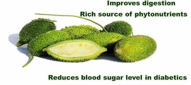 Kantola (Spiny Gourd) benefits
