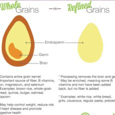 Components of whole grain