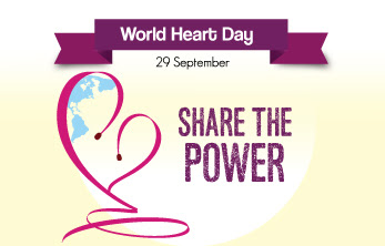 World Heart day 29th September