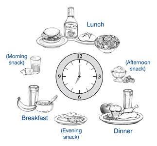 Eat eat eat to lose weight