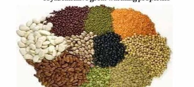 Whole grains and pulses to keep you warm in winters