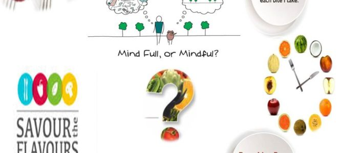 Eat mindfully this festive and holiday season