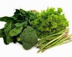 Choose powerful vegetables