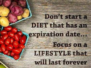 Change your lifestyle NOW OR NEVER