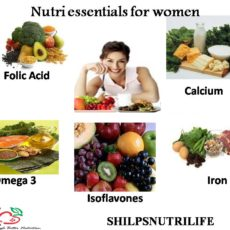 Women's day special – Nutri essentials for women