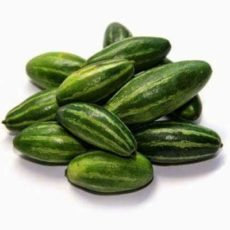 Indian summer vegetable- Parwal or pointed gourd
