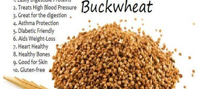 Buckwheat – Kuttu