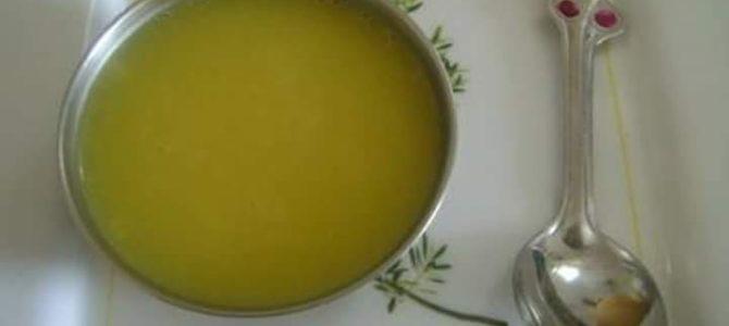 Dal ka panni Or dal water as weaning food