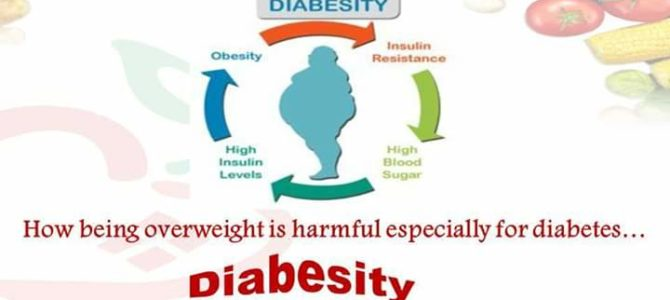 Obesity and diabetes – Diabesity