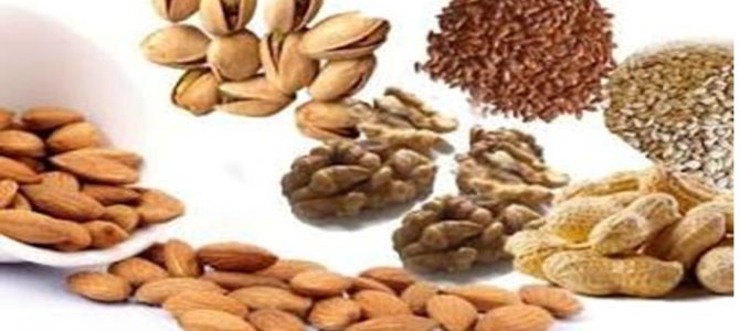 Nuts and oilseeds to keep you warm in winters