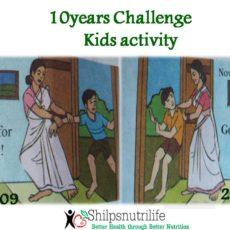 Kids Activity biggest challenge
